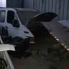 Scoperto deposito di furgoni rubati in un capannone di Scafati