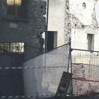 Boato nel centro storico,  crolla una palazzina nel Sannio