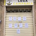 Vandali contro la Lega in Campania, spuntano vecchi volantini anti-Sud