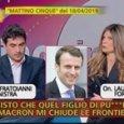 Striscia la Notizia, clamoroso fuori onda di Laura Ravetto: «Quel figlio di pu***na di Macron»