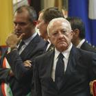 L'exit strategy di DeMa: candidato alle Europee per correre alla Regione