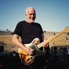 Gilmour a Pompei, lo show fa il pieno su Youtube tre anni dopo