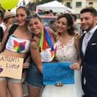 Mamme e bimbi al Cosenza Pride senza il patrocinio sindaco di destra