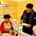 Vasco Rossi fa visita ai bimbi malati di cancro: «Mi date tanta energia»