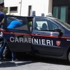Minacce con forbici per soldi, 45enne bloccato dai carabinieri