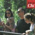 Raoul Bova e Rocio Morales con la figlia Luna allo zoo (Chi)