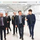 Libia, Conte incontra Al Thani e il vice premier Maitig