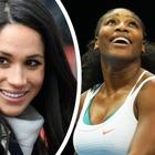Meghan Markle, la stoccata di Serena Williams: «Basta, devi essere meno carina»
