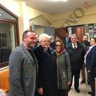 Mattarella in visita al Rione Villa dopo la lettera delle mamme anticlan
