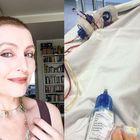 Sabrina Paravicini, l'operazione per combattere il cancro: «Mamma, spero che resterai viva»