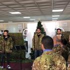 Concerto natalizio del Volo per i militari italiani in missione in Libano