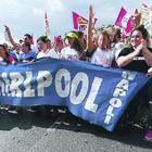 Whirlpool Napoli, sos a Trump: «Può fermare la vendita»