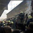 Treno non si ferma, 20 morti al Cairo