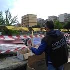Napoli, scoperta e sequestrata discarica abusiva a Chiaiano