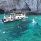 Affonda imbarcazione nelle acque di Capri: in salvo i cinque occupanti