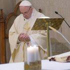 Il Papa accusa l'Europa: «Porti chiusi ai migranti»