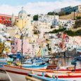 Procida incanta la CNN: Marina Corricella tra le 20 meraviglie d'Italia
