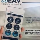 Eav lancia la nuova app: il biglietto si acquista con lo smartphone