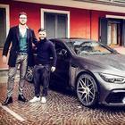 Napoli, new entry in casa Insigne: ecco la nuova Mercedes di Lorenzo