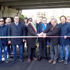 Inaugurata la «bretella» di Melito Trent'anni di attesa per 600 metri