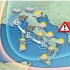 Meteo, estate pazza. «Vortice ciclonico in arrivo, tornerà a sorpresa anche la neve»