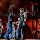 «Musicanti», replica straordinaria al Teatro Olimpico di Roma