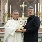 San Matteo, dopo mille anni torna  la reliquia nella cappella Casal Velino