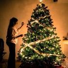 Mamma sta morendo di cancro, il marito e i 7 figli organizzano il Natale in anticipo
