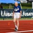 A 96 anni corre i cinquemila metri in 42 minuti, è il nuovo record