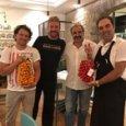 Sorrento, vacanza gourmet per l'attore e regista Sergio Assisi