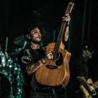 Fabrizio Moro: «Voglio diventare come Vasco Rossi e Ligabue»