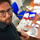 Perde 13mila euro a Napoli, il ristoratore li trova e li restituisce