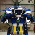 Ecco il robot transformer che diventa un'auto sportiva in un minuto