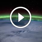 L'aurora boreale vista dallo spazio: il video che vi toglierà il fiato