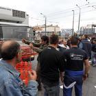 Lavoratori portuali, a Napoli in corteo da tutti gli scali d'Italia
