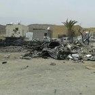 Yemen, missile contro l'ospedale: sette morti