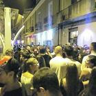 Benevento, musica fino all'una: tregua armata con la nuova ordinanza