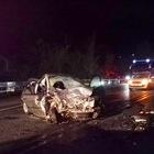 Scontro fra auto: due morti e 5 feriti, grave neonata