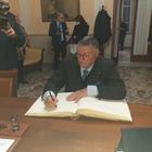 Sarno, cittadinanza onoraria al professore Giulio Tarro