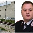 Caserta, carabiniere insegue ladroe muore investito da un treno