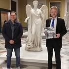 Museo Archeologico, con Canova 110mila presenza in un mese