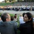 Virginia Raggi e il marito Andrea Severini di nuovo insieme, la foto su twitter conferma la reunion