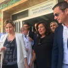 Il ministro Grillo a Castellammare: «Organici sanità colpa università»