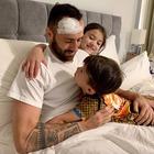 Ospina, il messaggio di Jessica: «Grazie a Dio, siamo già a casa»