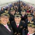 Il volo di sole donne (Delta News Hub)