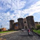 Allerta arancione e scuole chiuse, ma su Napoli splende il sole