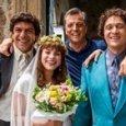 Emma Marrone in abito da sposa: lo scatto 'rubato' dal set di Gabriele Muccino