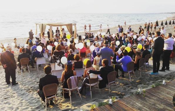 Matrimonio Spiaggia Sabaudia : Rutelli junior nozze col botto a sabaudia: ma lautorizzazione non