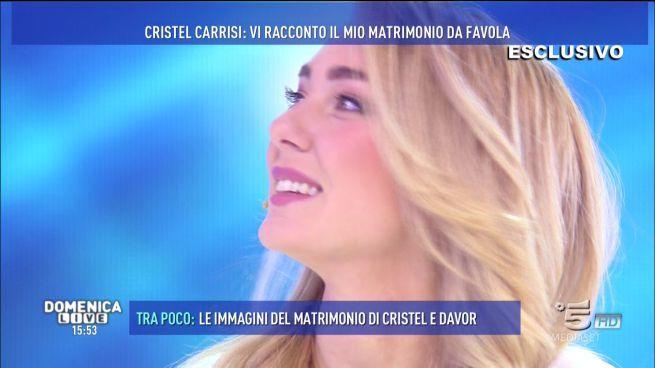 Cristel Carrisi, è polemica sul web