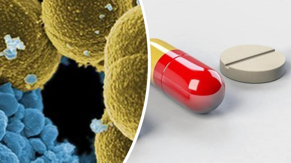 Allarme Oms: 500.000 infezioni resistenti agli antibiotici